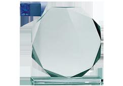 Trofeu din sticlă - UP23 F